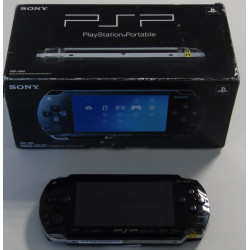 SONY PSP 1004-noire