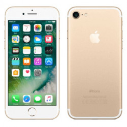APPLE IPHONE 7 128GB OR DÉBLOQUÉ