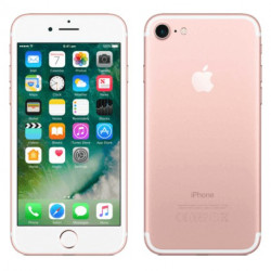 APPLE IPHONE 7 256GB OR ROSE DÉBLOQUÉ